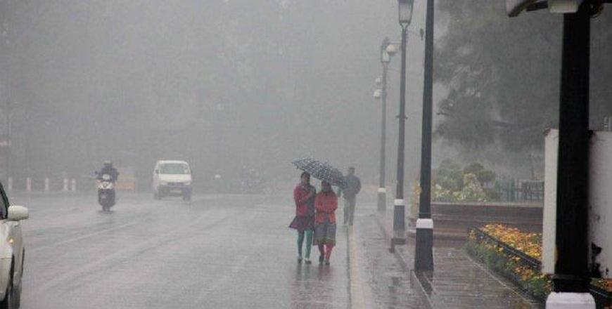 Rain lashes Telangana