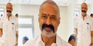 Balakrishna Gundu Look