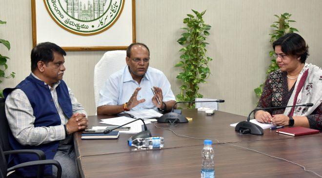 Somesh Kumar,IAS