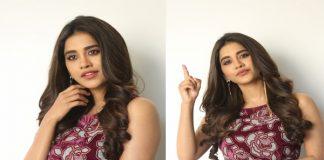 Nabha Natesh latest Pics