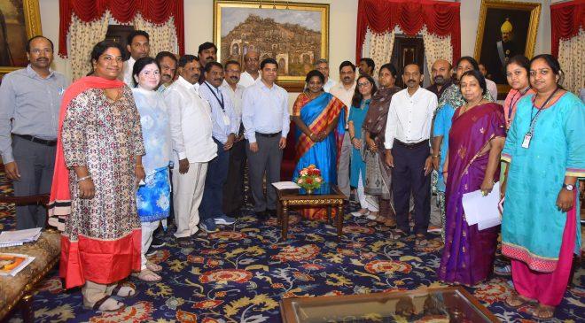 Governor, Dr Tamilisai