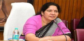 Minister Satyavathi Rathod