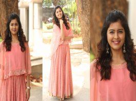 Amritha Aiyer latest photos