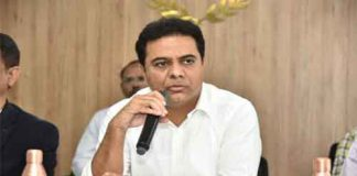 Farmers first says KTR