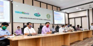 Ministers KTR and Eatala Rajender reviewed seasonal diseases