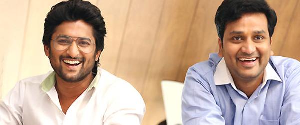 Avasarala Srinivas Movie with Nani