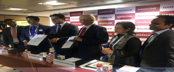 TS Govt collaborate with NASSCOM