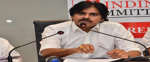 Janasena Chief Pawan Kalyan Support to CM KCR Third