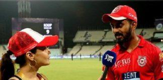 KXIP win IPL 2018? KL Rahul asks Preity Zinta