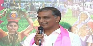 Minister Harish rao Speech on Kaleshwaram Project