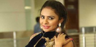 Sri Reddy's shocking allegation on Director Teja