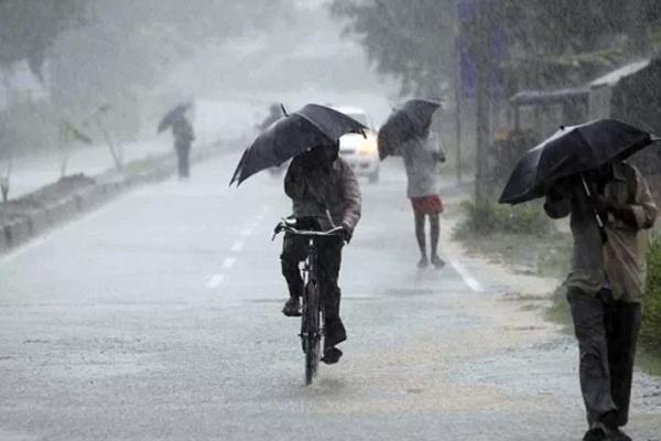 Rain In telangana state