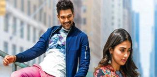 Saakshyam Movie First Single