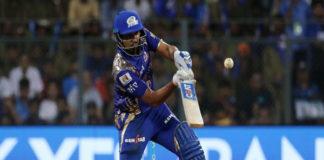 Mumbai Indians win by 13 runs at Wankhede