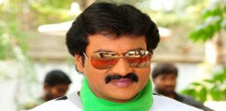 Comedian Sunil