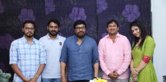 Taxiwala movie team