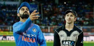 India vs New Zealand,