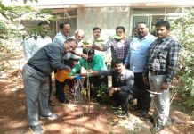 MP Santhosh Green Challenge