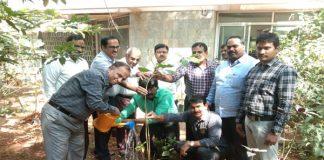 MP Santhosh Green Challenge