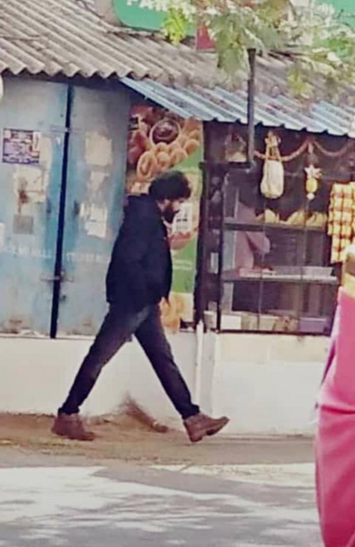 pawan Kalyan New Movie Pink Photos