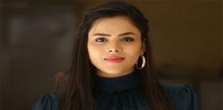 Heroine Kriti Garg