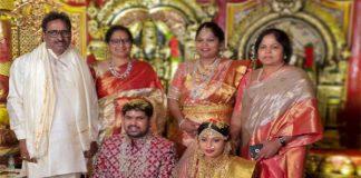 Kodi Ramakrishna daughter wedding