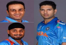 india cricketers