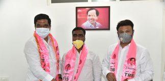 Telangana BJP Leaders Join TRS